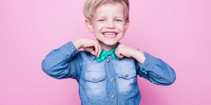 Snyggt mode för barn